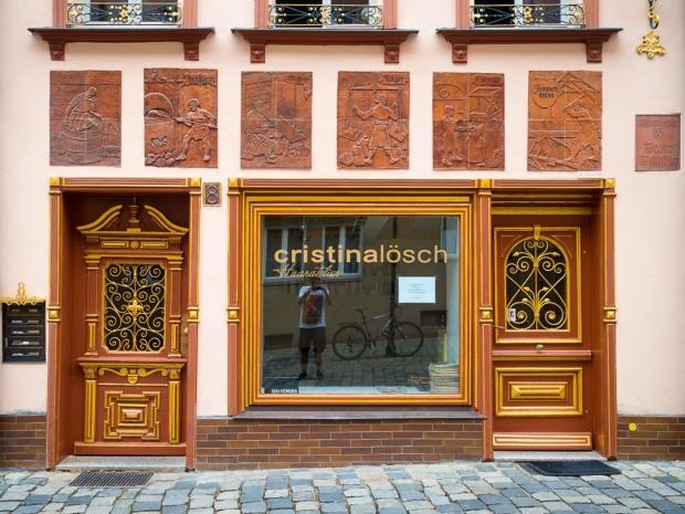 Doors Weißgerbergasse Nuremberg
