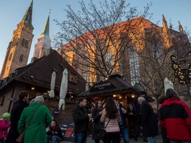 St. Sebald Church Nuremberg