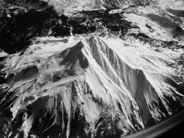 Mount Jefferson, Oregon, USA