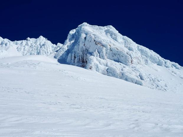 Skiing Mount Hood 06