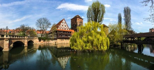 Springtime in Nuremberg