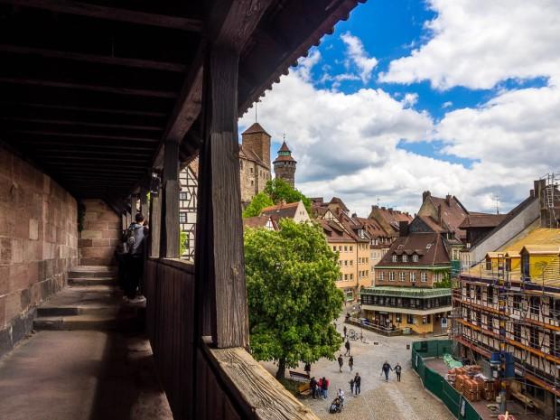 Imperial Castle |Nuremberg