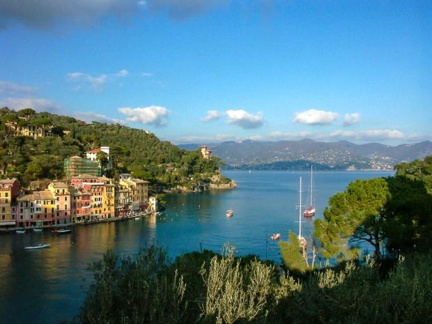 Portofino Ligurien Italien