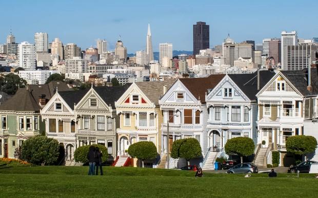 Steiner Street San Francisco
