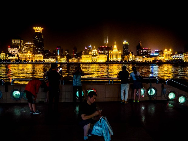 Bund by night