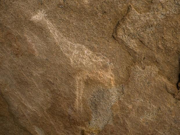 Bushmen's Carving