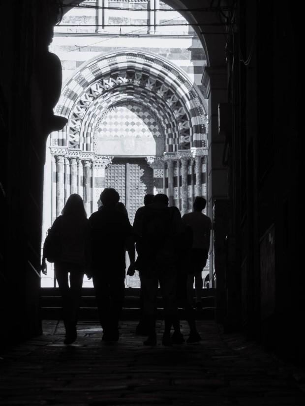 Silhouette Pedestrian