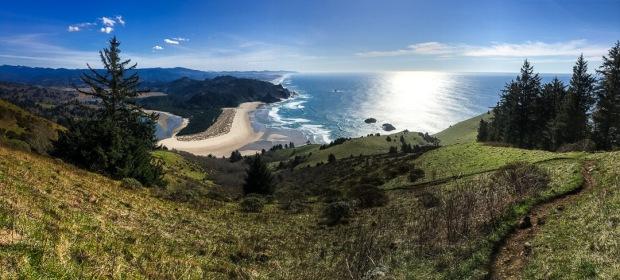 Cascade Head Trail 10