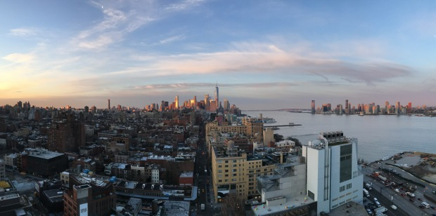 NYC Sunrise 6