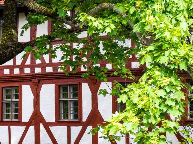 Frühlingsfachwerk Nürnberg