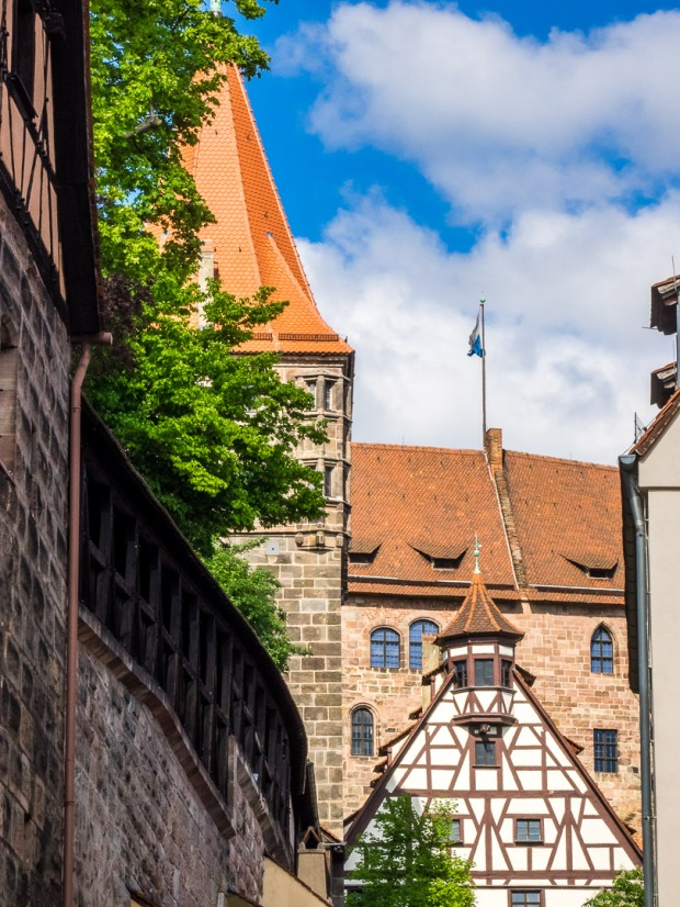 Tiergärtnertor Nürnberg