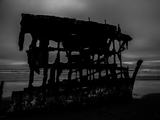 Peter Iredale | 1/1250 sec - f/11 - ISO 400 - 12mm