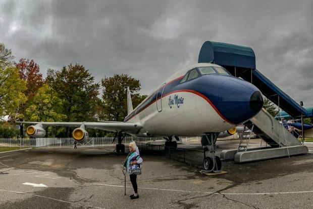Elvis' Jet Plane (Convair VV 880)