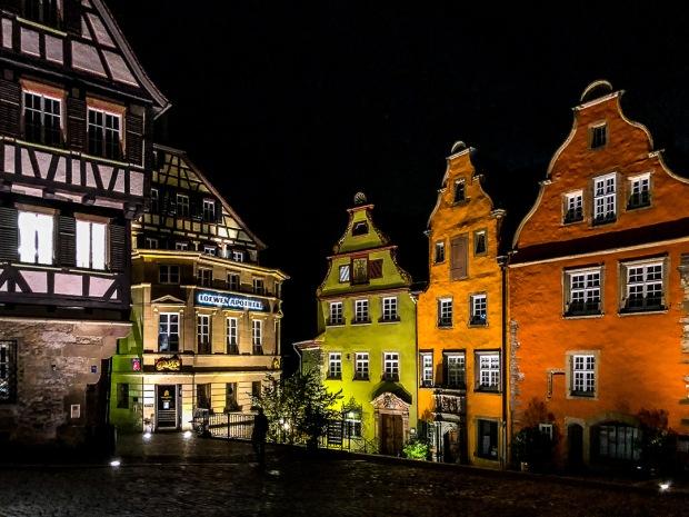 Schwäbisch Hall Market Place