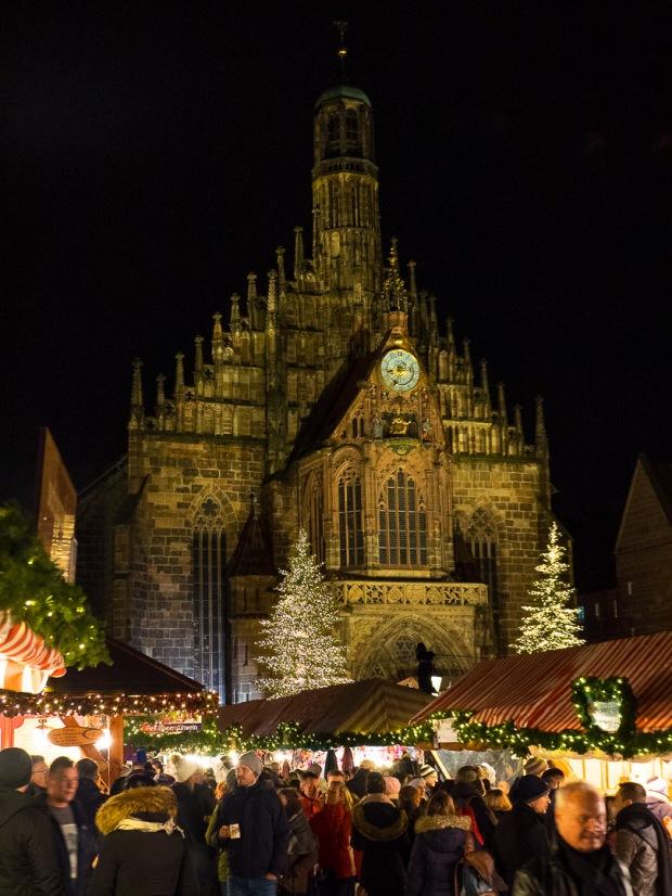 Christmas Market |Nuremberg |2018