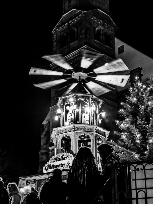 Christmas Spirit |Schwäbisch Hall |1/13 sec - f/4 - ISO 1600 - 34mm